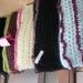 belles les écharpes !!